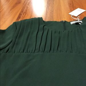 COS Dresses - NWT COS babydoll dress in forest green